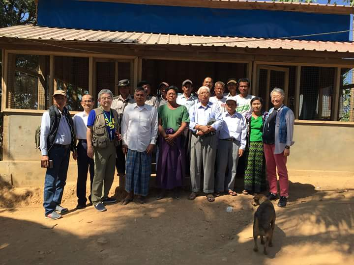 RAMSAR CENTER JAPAN ႏွင့္ Myanmar Forest Association (MFA) ကြင္းဆင္းေလ့လာေရးခရီးစဥ္….